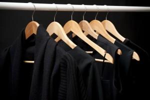 Vzdrževanje črnih oblačil