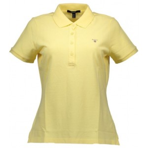 Polo majica Gant - rumena