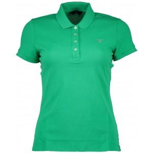 Polo majica Gant - zelena