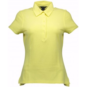 Polo majica Gant 'jeans'- rumena