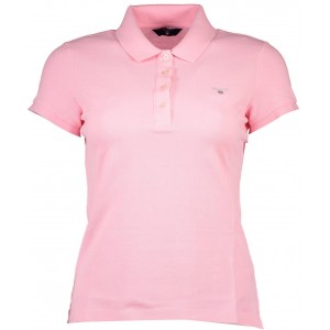 Polo majica Gant - roza
