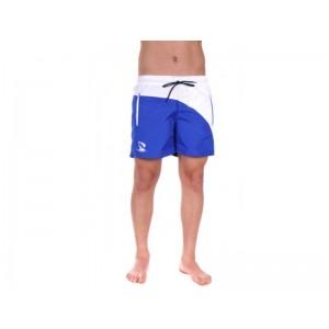 Kopalne hlače Giorgio Di Mare - kraljevsko modre / bele