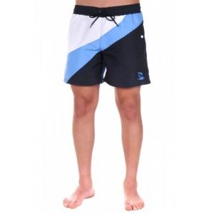Kopalne hlače Giorgio Di Mare - modro/bele