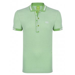 Polo majica Hugo Boss - zelena