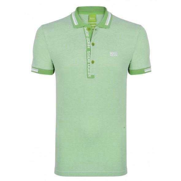 Polo majica Hugo Boss - zelena