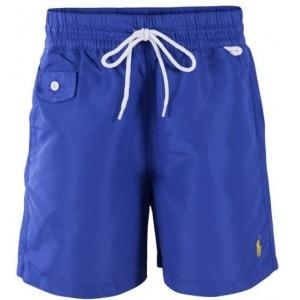Kopalne hlače Polo Ralph Lauren - kraljevsko modre