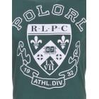 Majica s kratkimi rokavi Ralph Lauren - temno zelena s potiskom