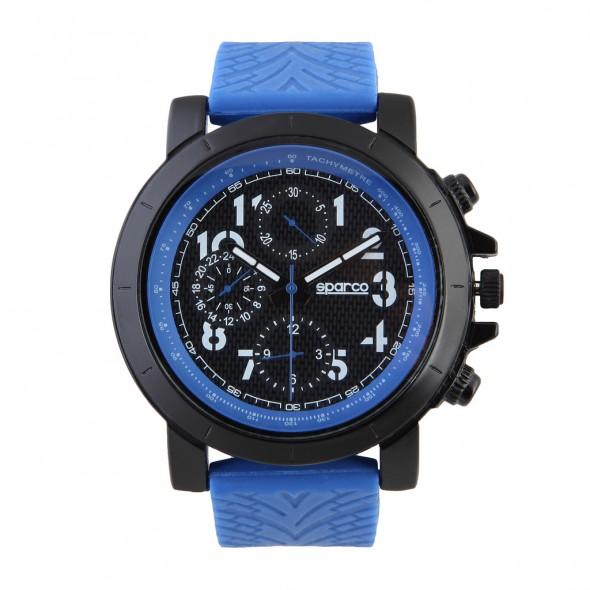 Ročna ura SPARCO, model JAMES - modra