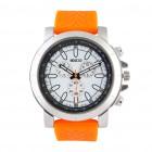 Ročna ura SPARCO, model JAMES - oranžna